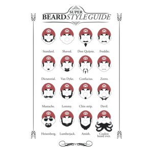 Super Beard Style Guide