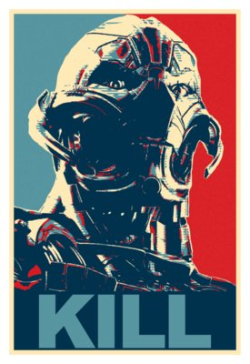 Obey Ultron