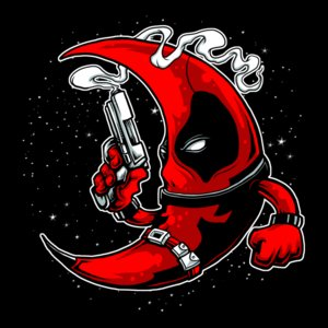 Deadpool - Dead Moon File